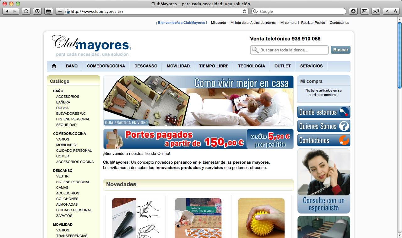 www.clubmayores.es