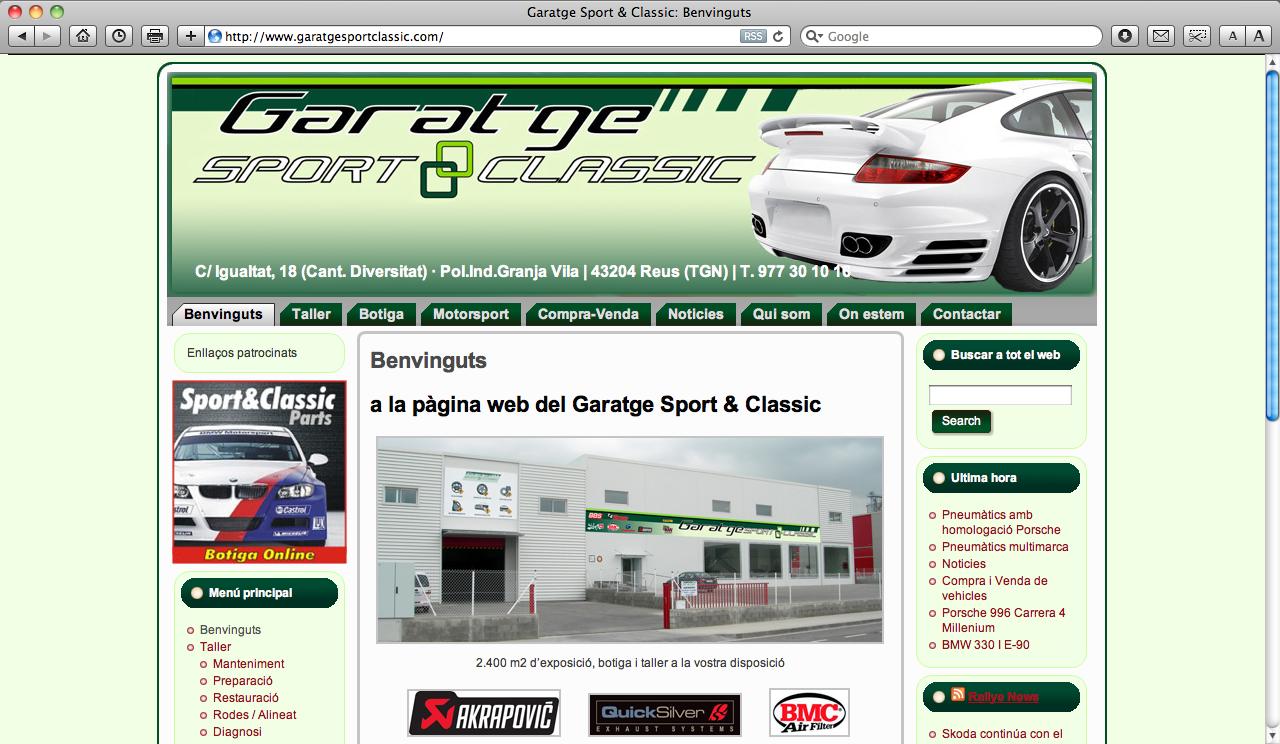 www.garatgesportclassic.com