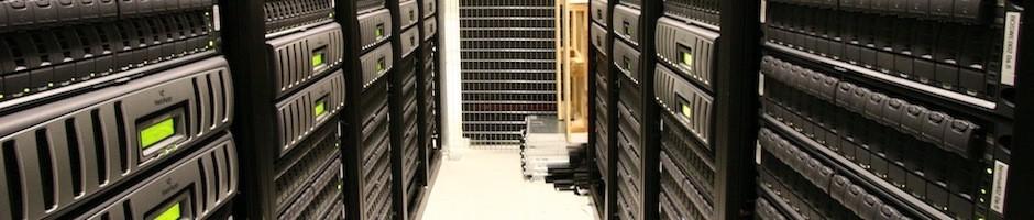 Servei de hosting d'última generació